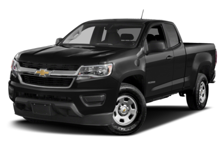 New 2018 Chevrolet Colorado Exterior