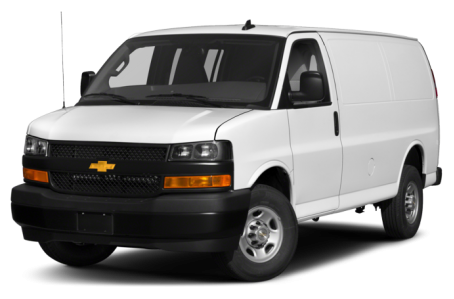 New 2018 Chevrolet Express 2500