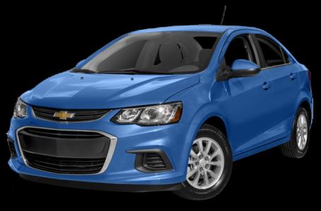 New 2018 Chevrolet Sonic Exterior
