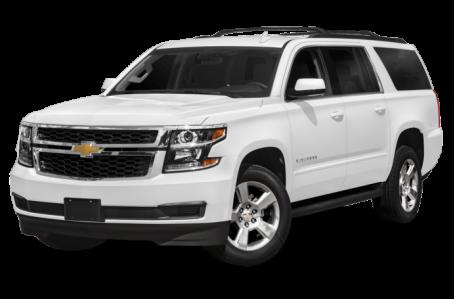New 2018 Chevrolet Suburban Exterior