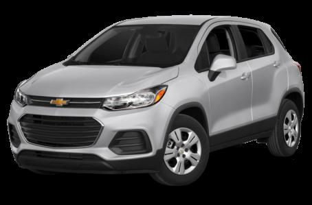 New 2018 Chevrolet Trax Exterior