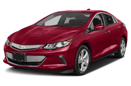 New 2018 Chevrolet Volt Exterior