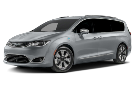 New 2018 Chrysler Pacifica Hybrid Exterior