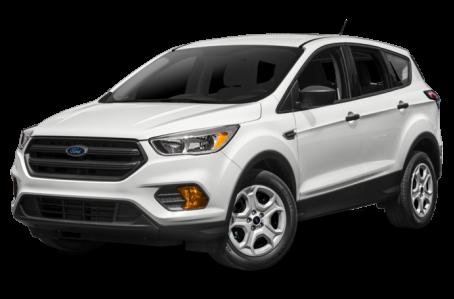 New 2018 Ford Escape Exterior