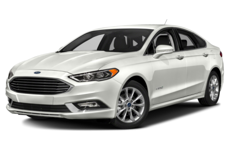 New 2018 Ford Fusion Hybrid Exterior