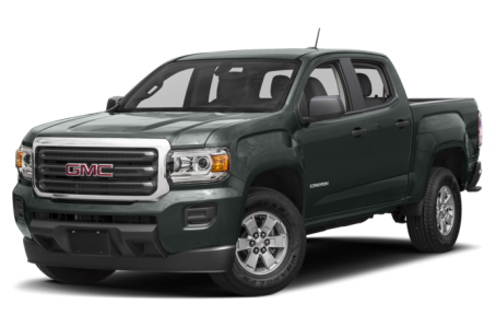 New 2018 GMC Canyon
