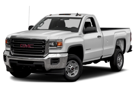 New 2018 GMC Sierra 2500HD Exterior