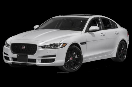 New 2018 Jaguar XE Exterior