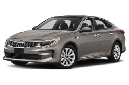 New 2018 Kia Optima Exterior
