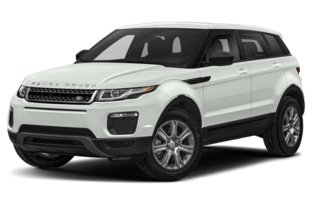 New 2018 Land Rover Range Rover Evoque