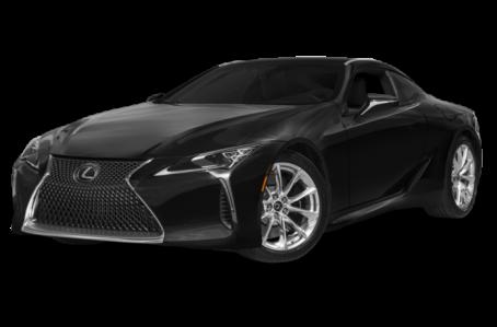 New 2018 Lexus LC 500 Exterior