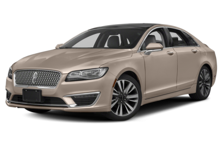 New 2018 Lincoln MKZ