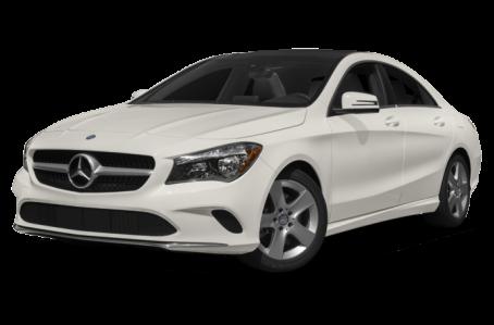 New 2018 Mercedes-Benz CLA 250 Exterior