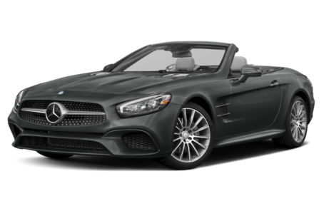 New 2018 Mercedes-Benz SL 550 Exterior