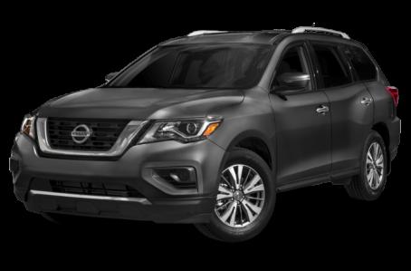 New 2018 Nissan Pathfinder Exterior