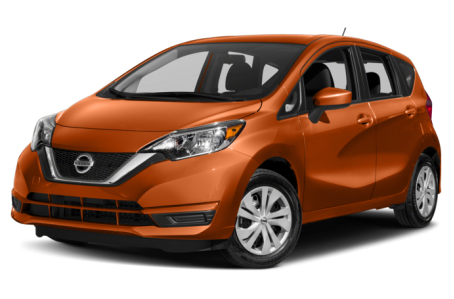 New 2018 Nissan Versa Note Exterior