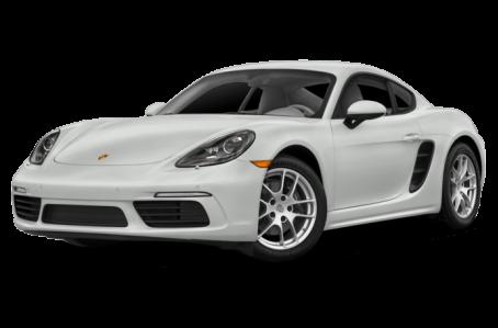 New 2018 Porsche 718 Cayman Exterior