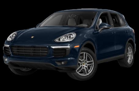 New 2018 Porsche Cayenne Exterior