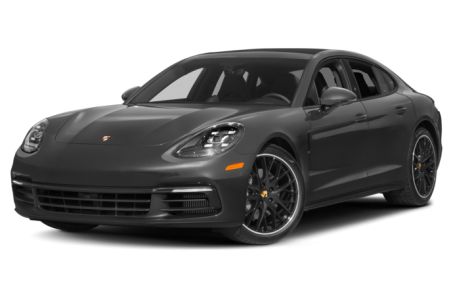 New 2018 Porsche Panamera Exterior
