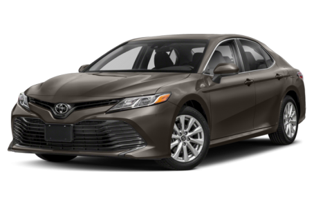 New 2018 Toyota Camry Exterior