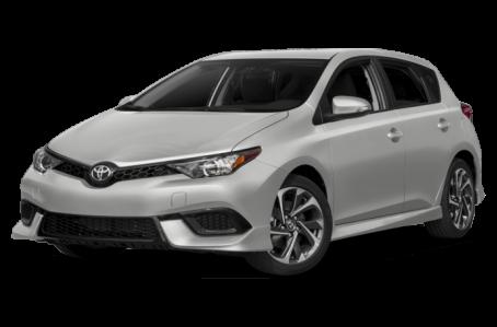 New 2018 Toyota Corolla iM Exterior