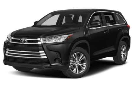 New 2018 Toyota Highlander Exterior