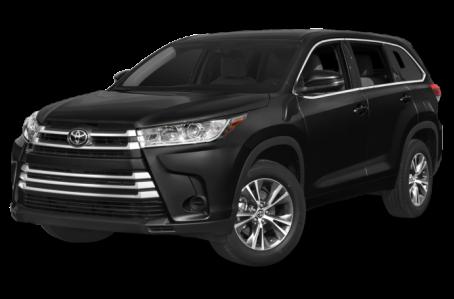 New 2018 Toyota Highlander