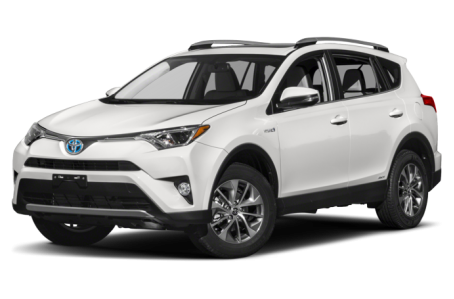 New 2018 Toyota RAV4 Hybrid Exterior