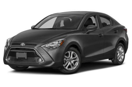 New 2018 Toyota Yaris iA Exterior