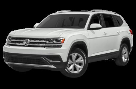 New 2018 Volkswagen Atlas Exterior