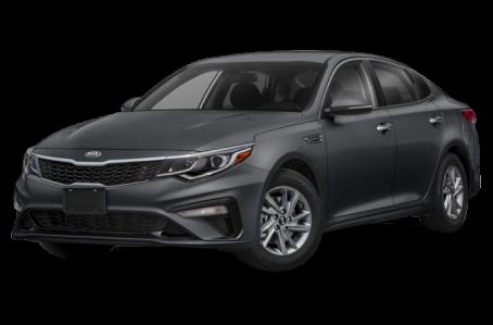 New 2019 Kia Optima Exterior