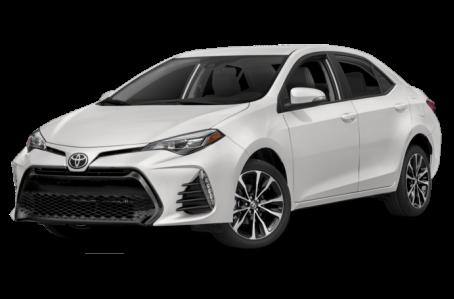 New 2019 Toyota Corolla Exterior