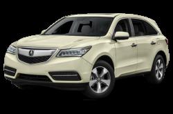 New 2015 Acura MDX