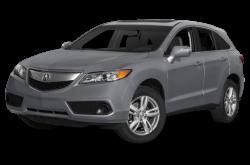 New 2015 Acura RDX Exterior