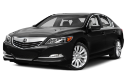 New 2015 Acura RLX