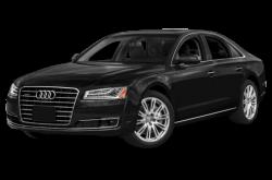 New 2015 Audi A8 Exterior