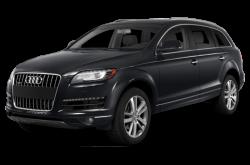 New 2015 Audi Q7 Exterior