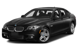 New 2015 BMW 535d Exterior