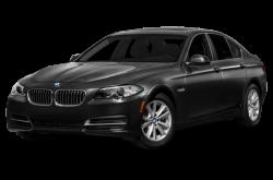 New 2015 BMW 550 Exterior