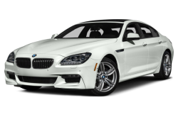 New 2015 BMW 640 Gran Coupe