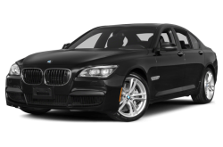 New 2015 BMW 750 Exterior