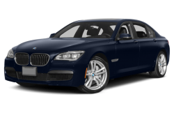 New 2015 BMW 760 Exterior
