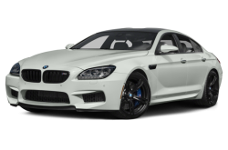 New 2015 BMW M6 Gran Coupe