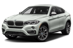 New 2015 BMW X6 Exterior