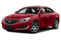New 2015 Buick Regal Exterior