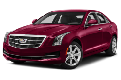 New 2015 Cadillac ATS