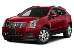 New 2015 Cadillac SRX Exterior