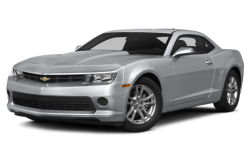 New 2015 Chevrolet Camaro