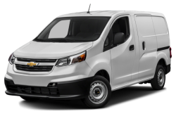 New 2015 Chevrolet City Express
