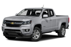 New 2015 Chevrolet Colorado
